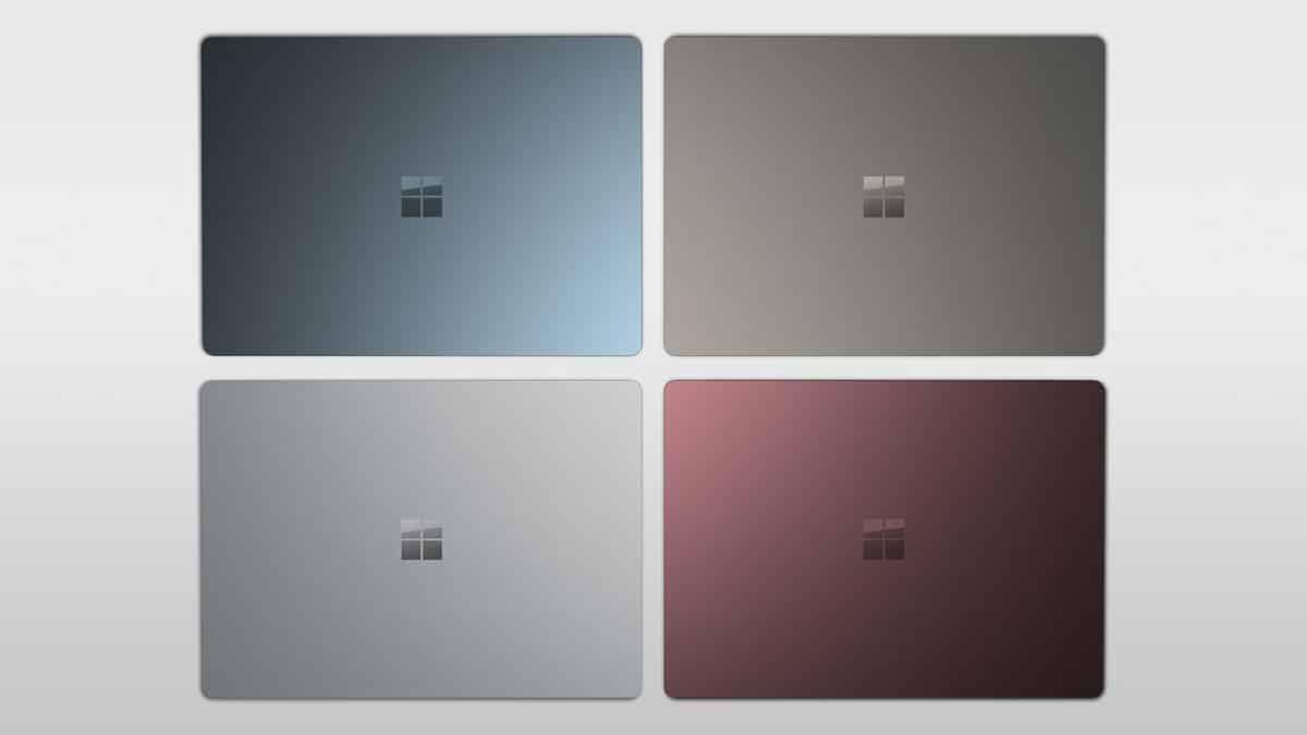 Microsoft Surface Laptop bestellen in België