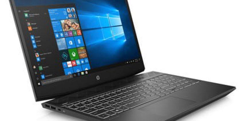 Beste Laptop deal van het moment: HP Pavilion G15-cx0004nb Azerty