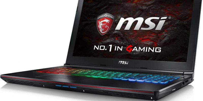 De beste gaming laptop april 2017
